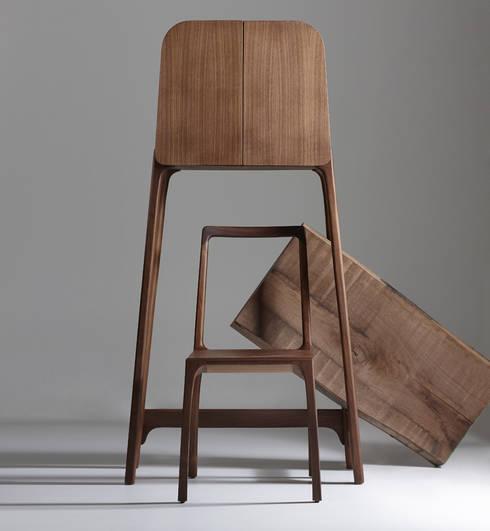Linea Mies:  in stile  di ildoppiosegno