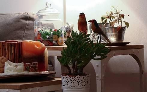 LOVEBIRD APARTMENT:  in stile  di NOMADE ARCHITETTURA E INTERIOR DESIGN