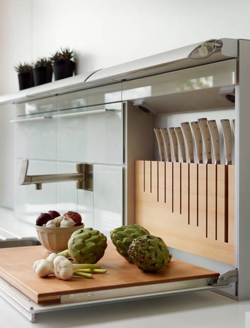 Projekty,  Kuchnia zaprojektowane przez Kitchen Architecture