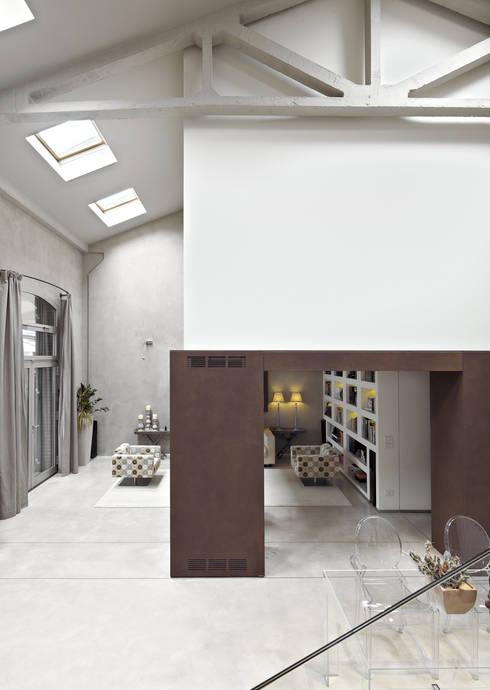 Salones de estilo  de battistellArchitetti