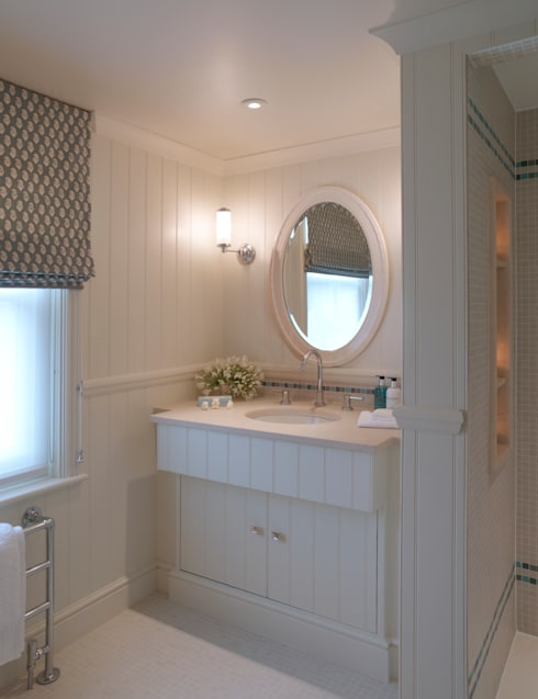 Belgravia: classic Bathroom by Meltons