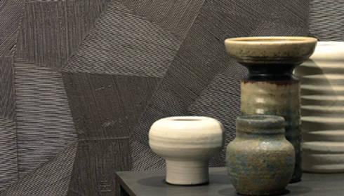 Papel Tapiz ARTE: Estudios y oficinas de estilo clásico por Interior 3