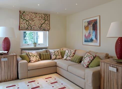 Belgravia: classic Living room by Meltons