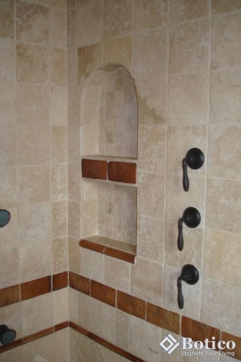 Lincoln Bathroom Remodeling: classic Bathroom by Botico