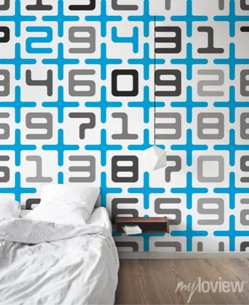 Myloview inspiraction:  Walls & flooring by Myloview