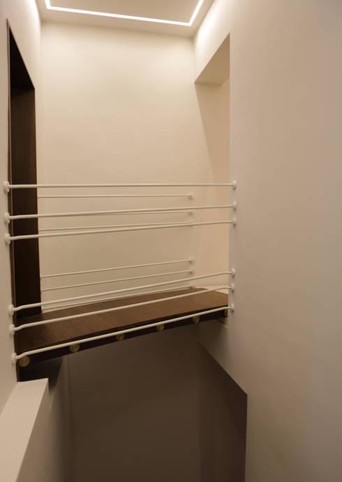 Ryoga_passerella: Sedi per eventi in stile  di laboratorio di architettura - gianfranco mangiarotti