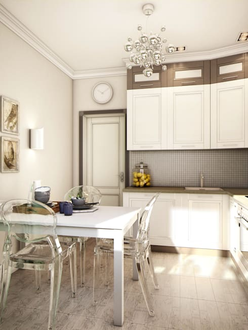 Cocinas de estilo  por Marina Sarkisyan