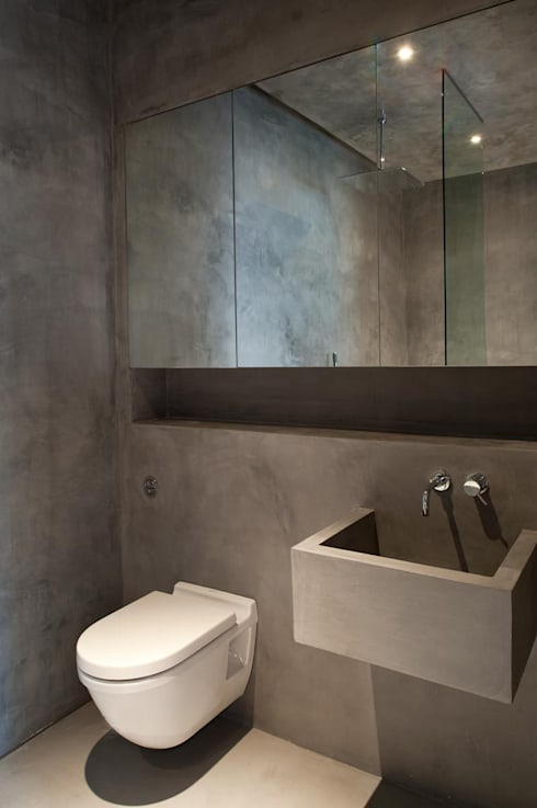 Bathroom by Ardesia Design