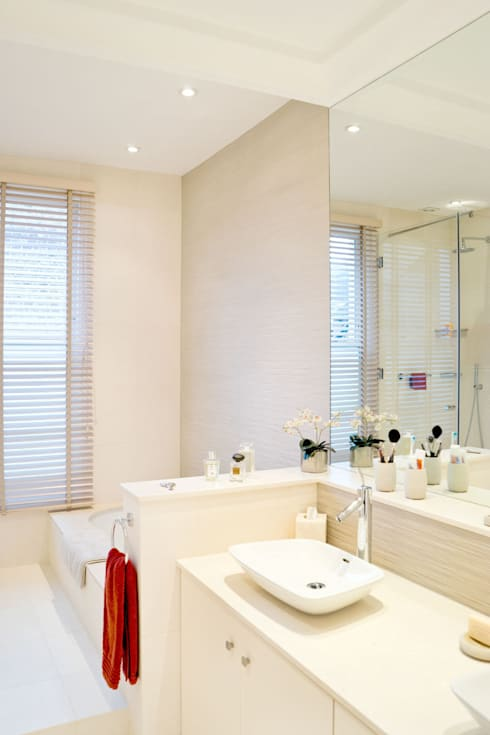 Shawfield Street:  Bathroom by Ardesia Design
