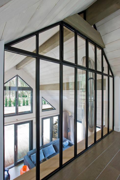 Projekty,  Sypialnia zaprojektowane przez blackStones