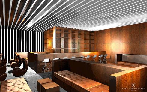 Entwurf und konzept bar in berlin von b ro for Innenarchitektur jobs berlin
