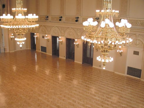 Zofin Palace:  de estilo  de Bona
