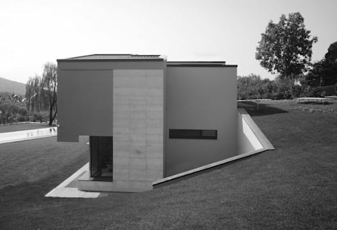 Edificio privato in classe a di boschi serboli for Case in stile nord ovest pacifico