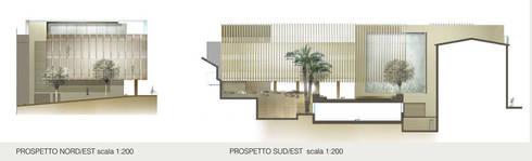 Concorso internazionale per il recupero e la rifunzionalizzazione del palazzo INA a Ragusa:  in stile  di beatrice pierallini