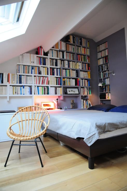 Bedroom by Tony Lemâle Intérieurs
