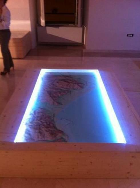 Mostra MARE MONSTRUM - Salerno, uno Tsunami di 4000 anni fa - Esercitazione Internazionale di Protezione Civile TWIST:  in stile  di Architetto  Libero Professionista