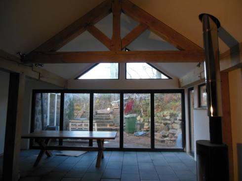 Aberdeenshire extension:   by Edinburgh Contractor Ltd