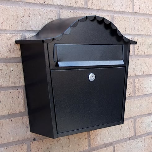 Letterboxes:  Household by The House Nameplate Company