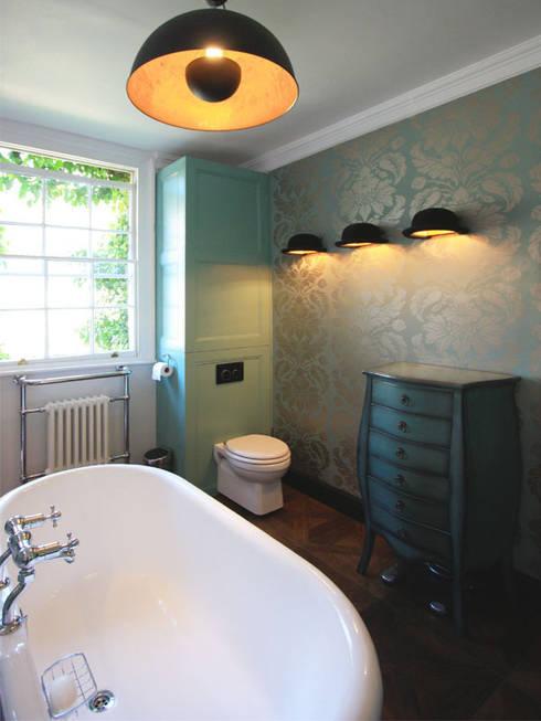 Badezimmer von Inara Interiors
