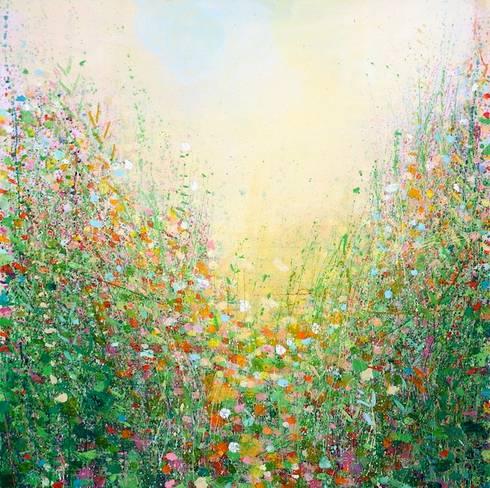 Celebrating Spring:  Artwork by Sandy Dooley Designs Limited
