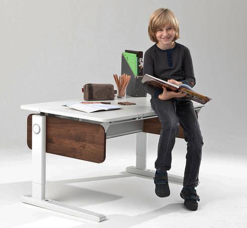 schreibtische nicht nur f r das kinderzimmer por wallenfels m bel f r klein gro homify. Black Bedroom Furniture Sets. Home Design Ideas
