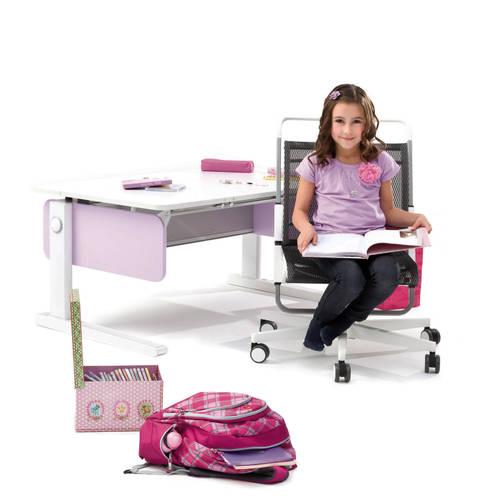Moll Champion style Schreibtisch color weiß/flieder, left up :  Kinderzimmer von homify