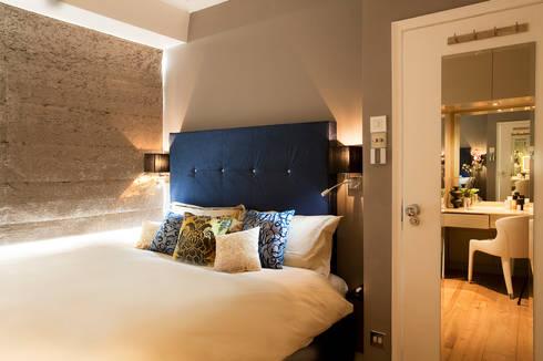 Kensington: eclectic Bedroom by Matteo Bianchi Studio