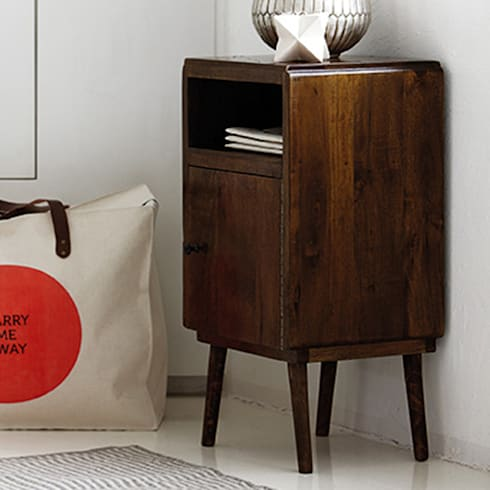 Fifty side table:   by Decorum