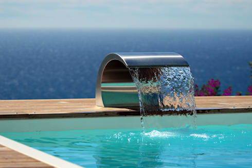 piscines contemporaines par piscinelle homify. Black Bedroom Furniture Sets. Home Design Ideas