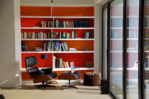 Underhill House PPS7: modern Study/office by Seymour-Smith Architects