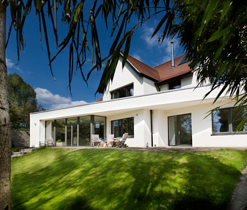 Mosely Passivhaus: modern Houses by Seymour-Smith Architects