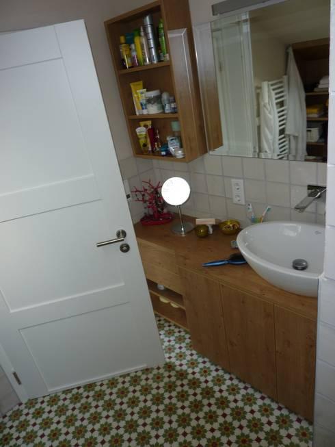NEUES Bad: landhausstil Badezimmer von neue innenarchitektur