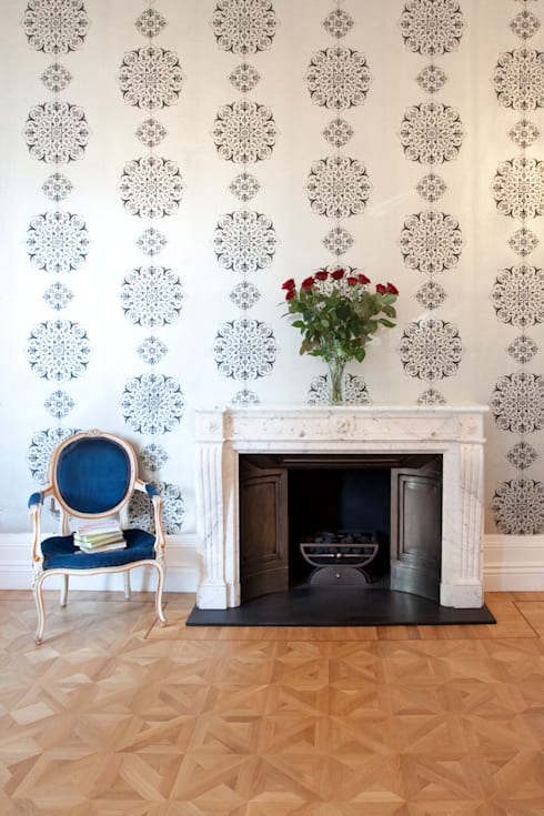 Kensington Gardens W2: Contemporary Style: classic Houses by Increation
