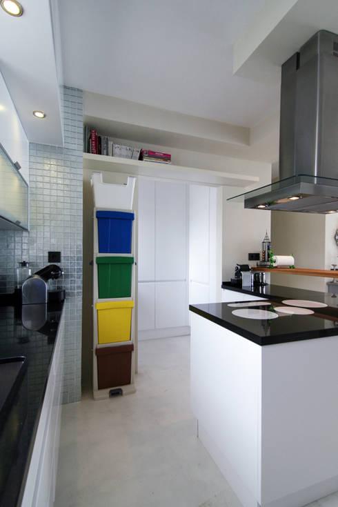 Cocina:  de estilo  de Nordic Muebles