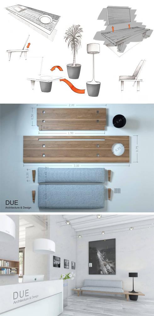 Presentación del producto:  de estilo  de DUE Architecture & Design