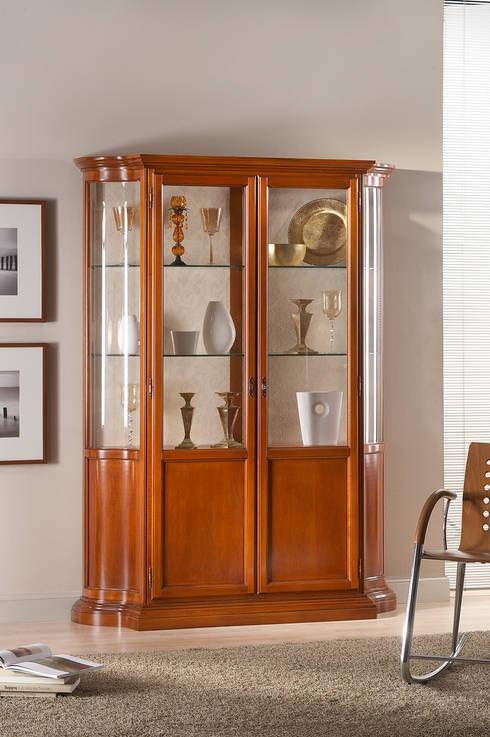 """Collezione """"2S"""": Soggiorno in stile in stile Classico di F.lli Bubola"""