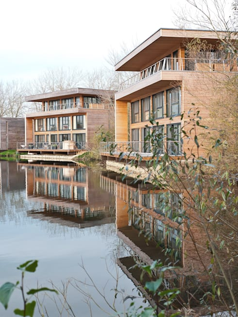 Lakes By Yoo 1:  Houses by Future Light Design
