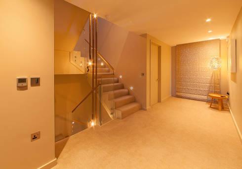Lakes By Yoo 2:  Corridor & hallway by Future Light Design