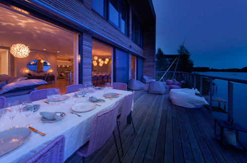 Lakes By Yoo 2:  Terrace by Future Light Design