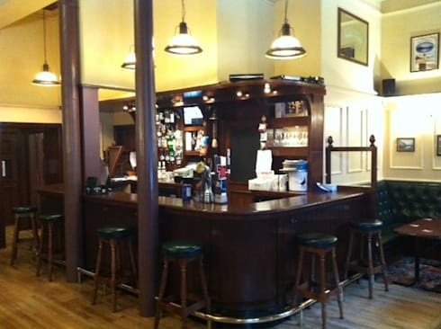 Pub Refurbishment:   by Southside Glazing & Joinery