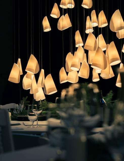 Salas de estilo  por Future Light Design