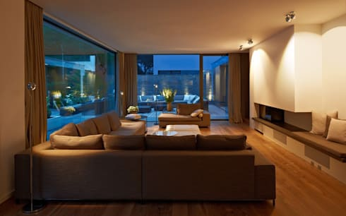 Occhio: modern Living room by Future Light Design