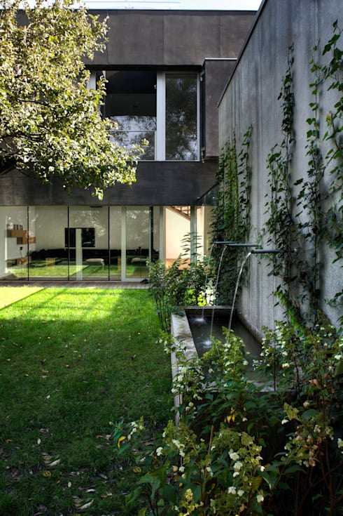 : styl , w kategorii Ogród zaprojektowany przez KWK Promes