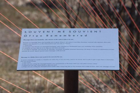 Souvent Me Souvient:  Garden by (uncommon) landscape consultants