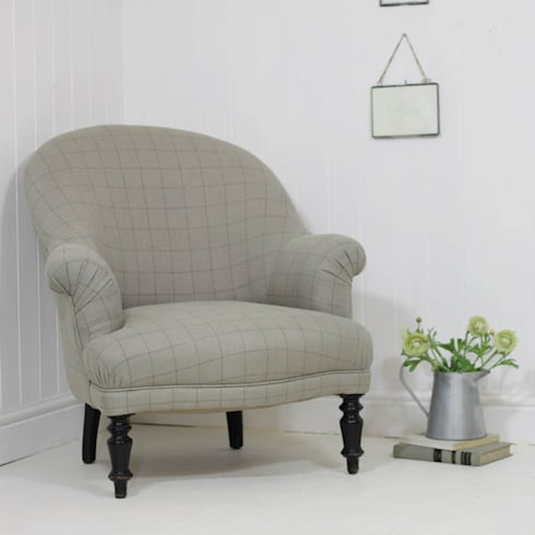 Armchairs: country Kitchen by Loop the Loop