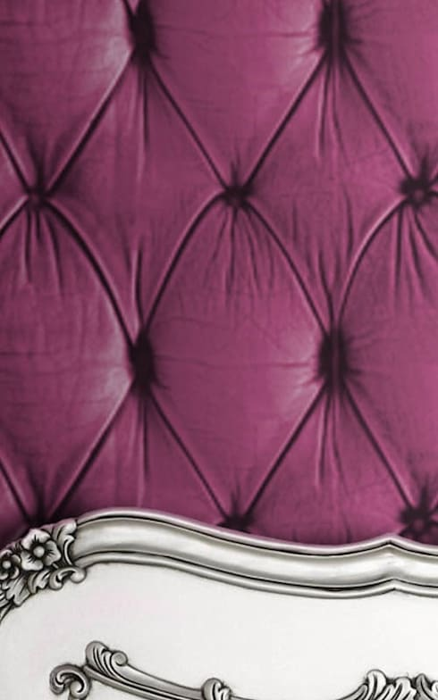 Chesterfield Button Back Wallpaper by Mineheart :  Walls & flooring by Anthea's Home Store