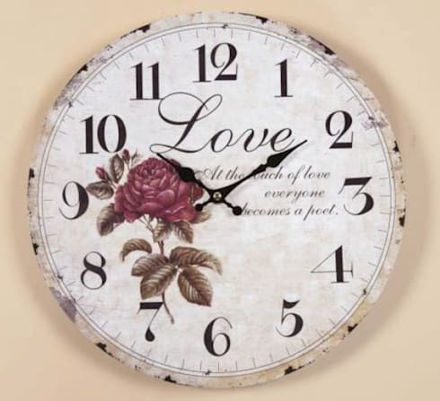 Relojes de pared: Hogar de estilo  de Birdikus