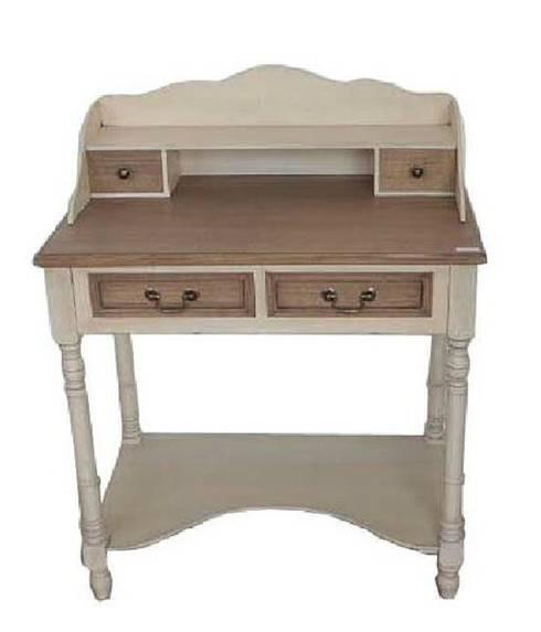 Mueble auxiliar de estilo r stico rom ntico provenzal de for Muebles de estilo romantico