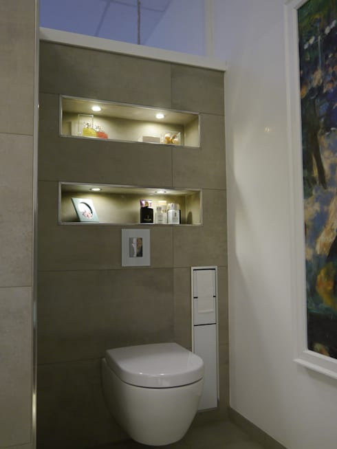 Sascha Kregeler Badezimmer & Mehr :  tarz Banyo