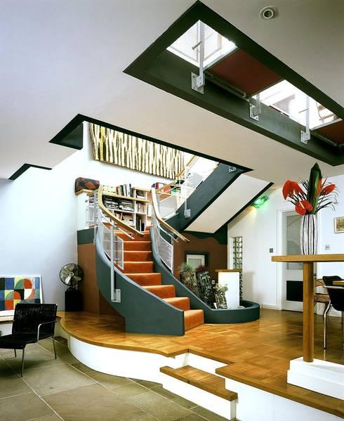 Mews House, Camden:   by Jeff Kahane + Associates